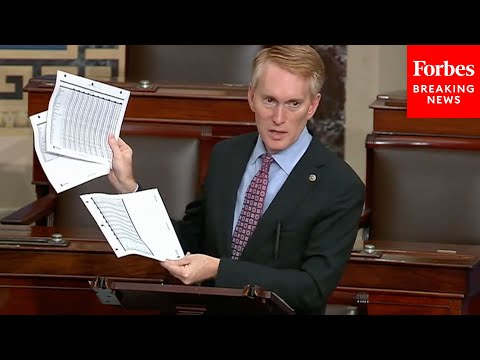 James Lankford: 'Here's A List Of The Countries' Where Border Crossers Come From