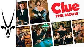 Why Clue is the Best Parody Mystery Movie