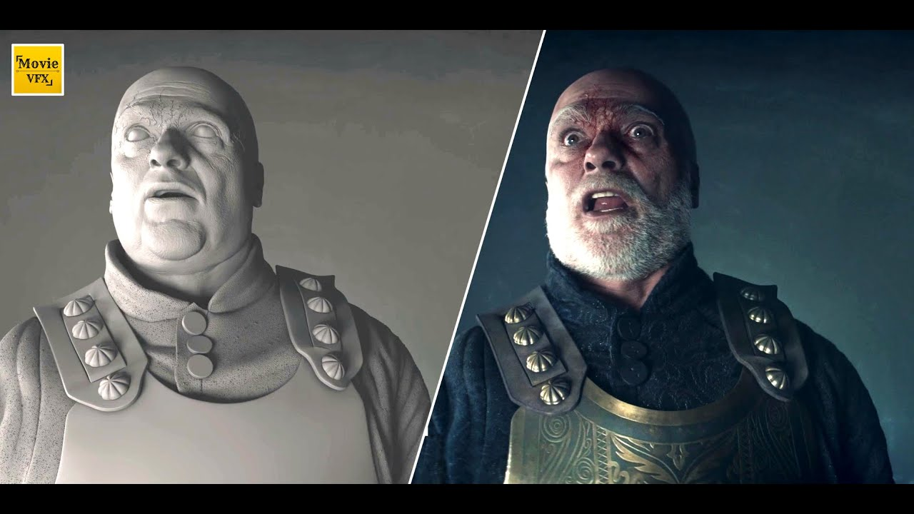 The Witcher - VFX Breakdown by Platige Image thumbnail