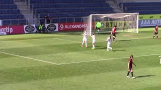 FCS-Sparta 1:5/0:4/-liga žen v UH-18.5.2019