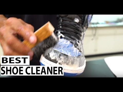 The Worlds Best Shoe Cleaner - Shoe MGK