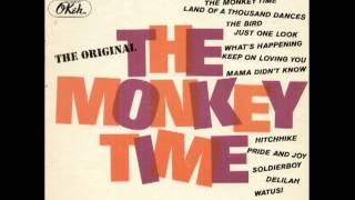 Major Lance  The Monkey Time
