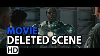"Iron Man 2 (2010) Deleted Scene ""Rhodey in Mark 2"""