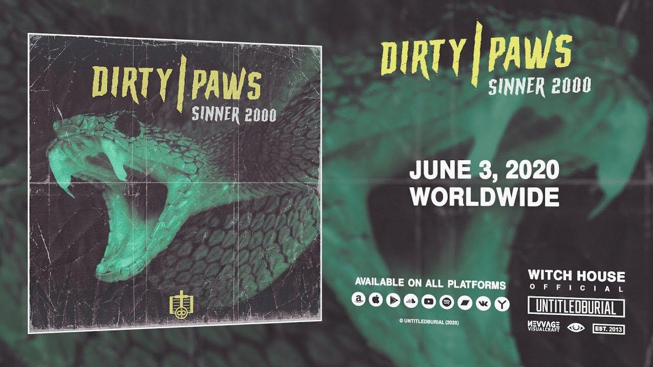 DIЯTY|PΔWS — SINNER 2000 (2020) [Album Teaser]