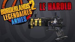 BORDERLANDS 2 Le Guide Légendaire (FR) (PC) Le Harold
