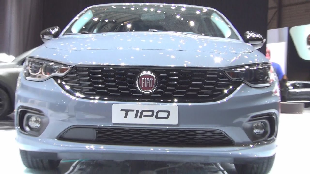 Fiat tipo s design 2017 exterior and interior in 3d youtube - Fiat tipo interior ...