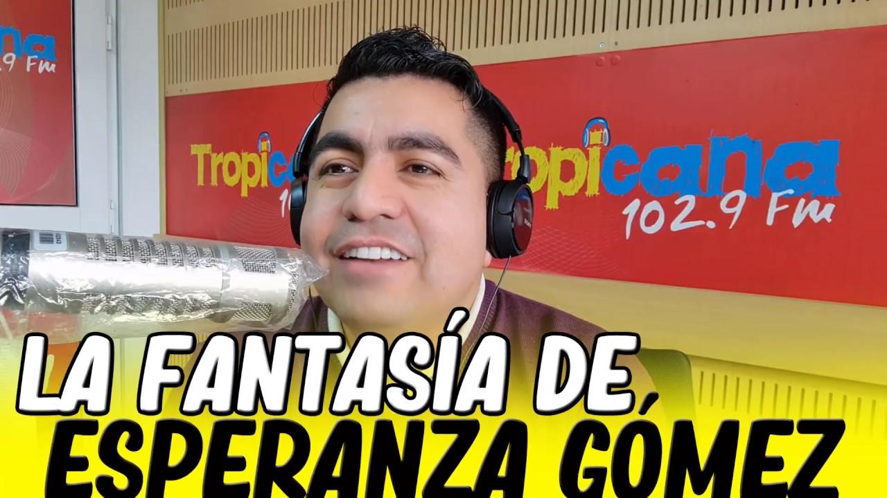 La fantasía de Esperanza Gómez - Jhovanoty