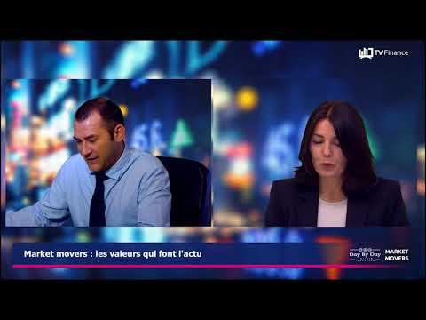 Market Movers : ST Micro, Veolia, Engie et Suez dans le rouge
