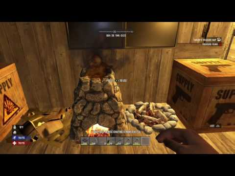 7 Days to Die XBOX1 HOW to make cement