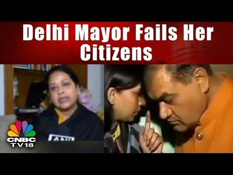 Delhi Fire | Delhi Mayor Fails Her Citizens | CNBC TV18
