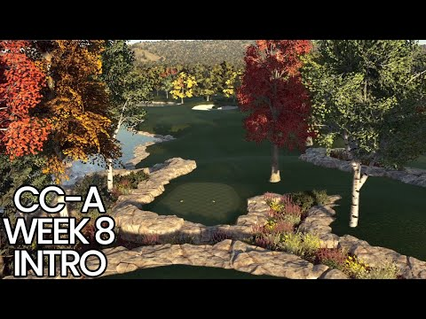 The Golf Club 2019 TGCTours Week 8 CC-A Course Introduction