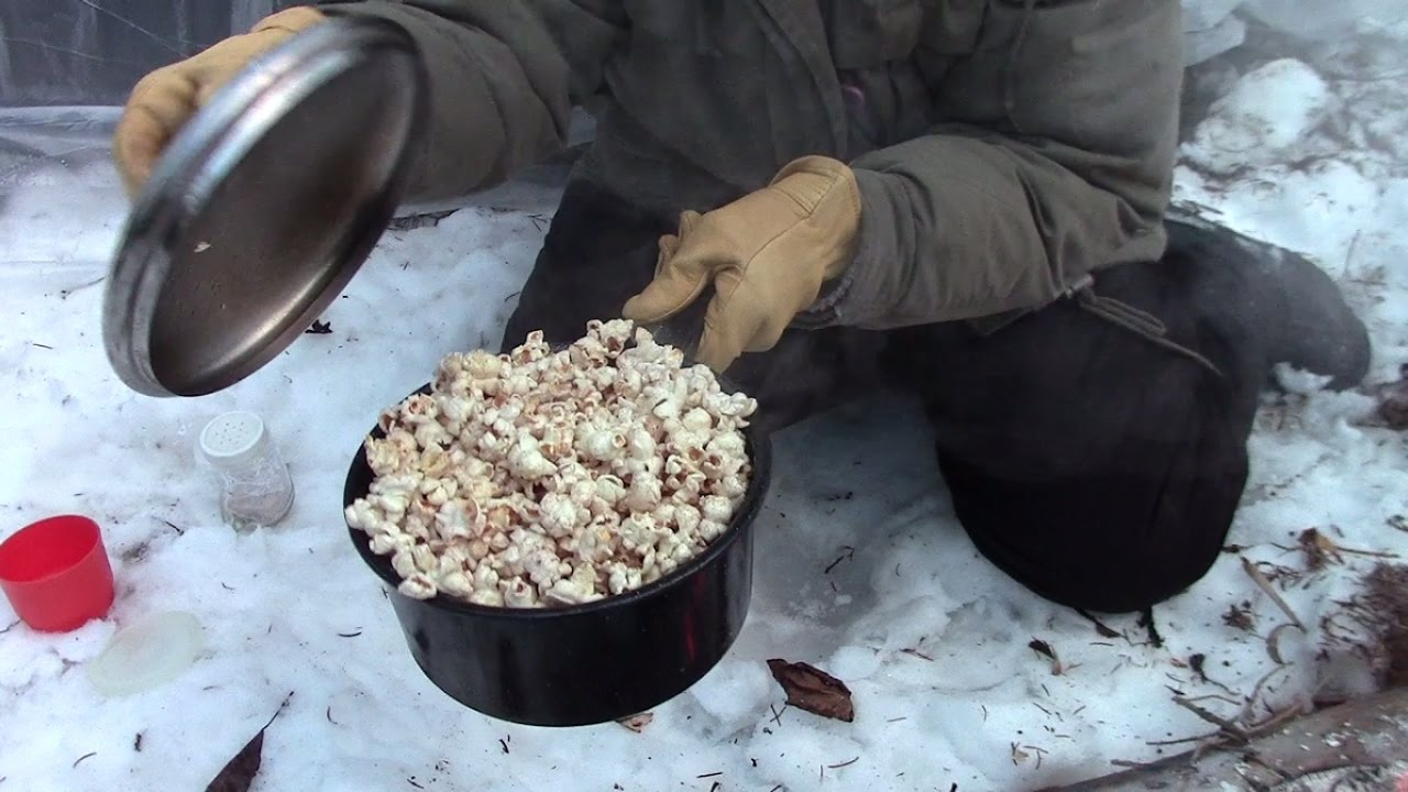 How To Make Popcorn Old Fashioned Way
