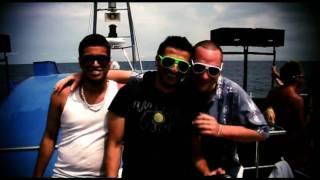 Sonar Festival 2010 Barcelona Spain Xclusive Boat (Promo #2)