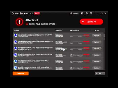 видео: driver booster - лучшая бесплатная программа для обновления драйверов для windows