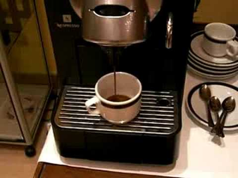 nespresso gemini cs 100 pro youtube. Black Bedroom Furniture Sets. Home Design Ideas