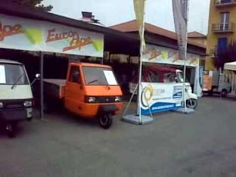2010 Jahresrückblick PPOW 3 Rad Piaggio Power Der