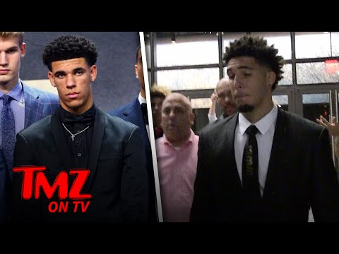 Lonzo Ball's Family – The New Kardashians?! | TMZ TV