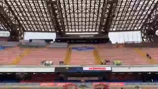 Napoli-Atalanta, il film della partita