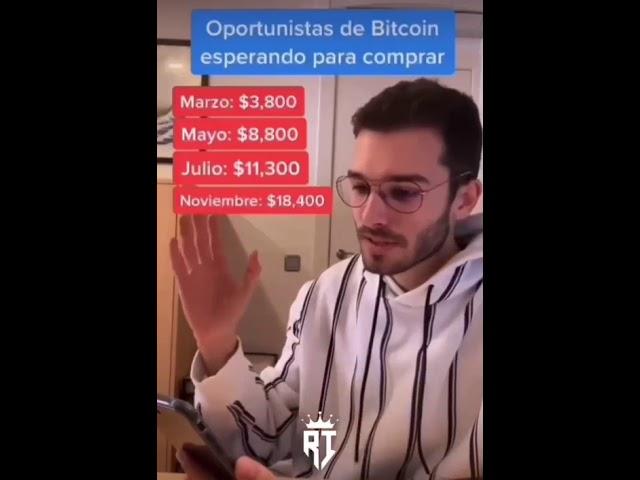 El Bitcoin en corrección... por el momento.