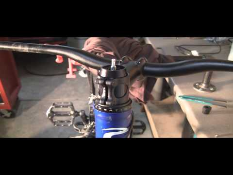d1750572104 Cannondale Headshok Fork Rebuild Part 1: F600 Mountain Bike Example -  YouTube
