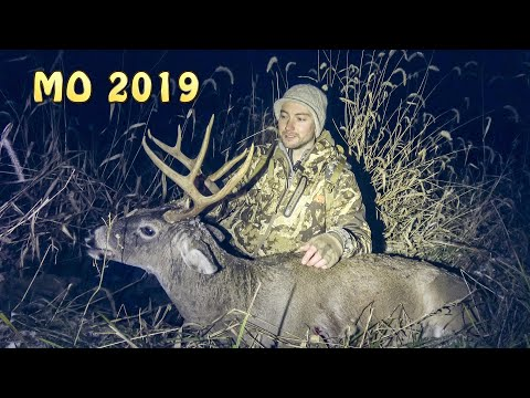 Missouri Public Land Deer Hunt 2019