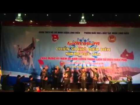 Chiến sĩ nhỏ Điện Biên tiểu học Việt Hưng - 2014