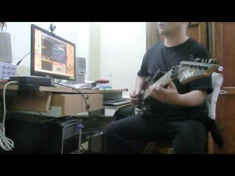 "Neil Zaza I'm Alright Guitar Cover -by Steve zork - ""I'm Alright"" - Jerryc version - Guitar Cover"