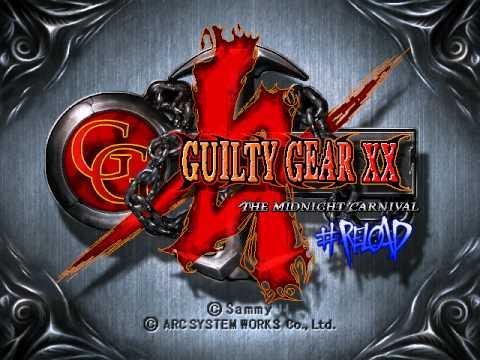 Guilty Gear XX - OST