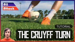 The Cruyff Turn | Tutorial