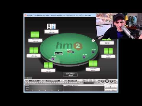 Run it UP Timewarp: $1M Guarantee Final Table