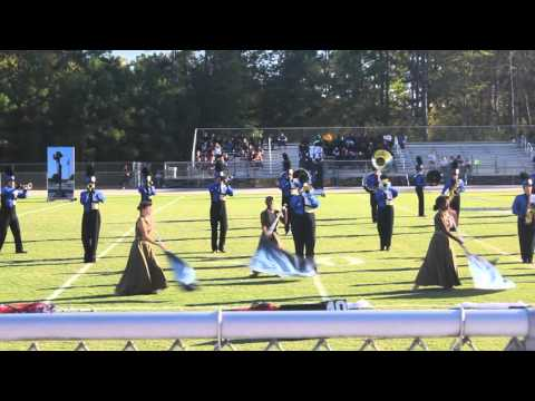 North Myrtle Beach High School Band of Chiefs - Competition #1