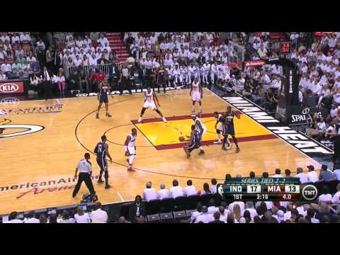 Sam Young is terrible - Pacers @ Heat, Game 5