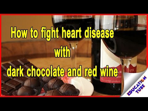 Benefit Of Red Wine And Dark Chocolate 4