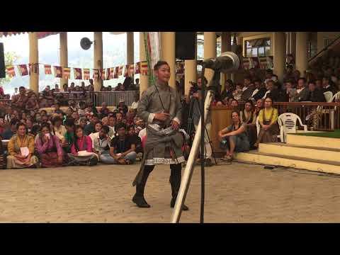 Tibet song by Tashi Namgyal 2018