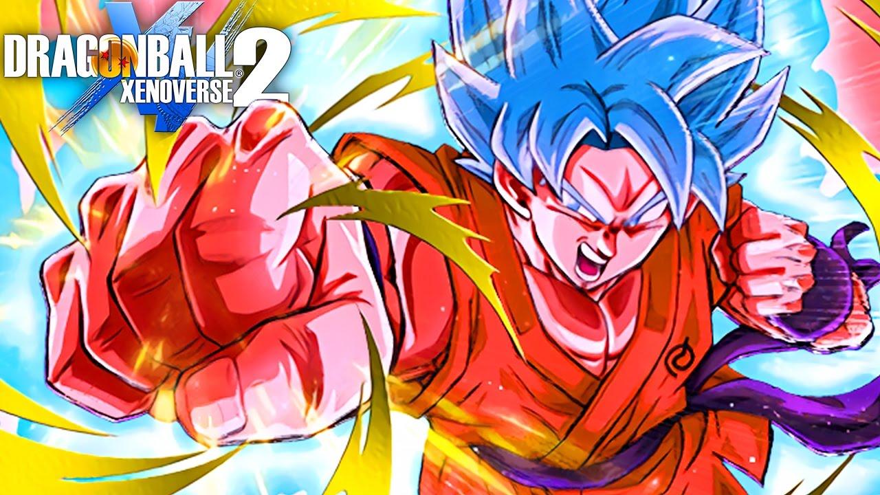 Goku 1 20super Saian Download: GOKU SUPER SAIYAN BLUE KAIOKEN