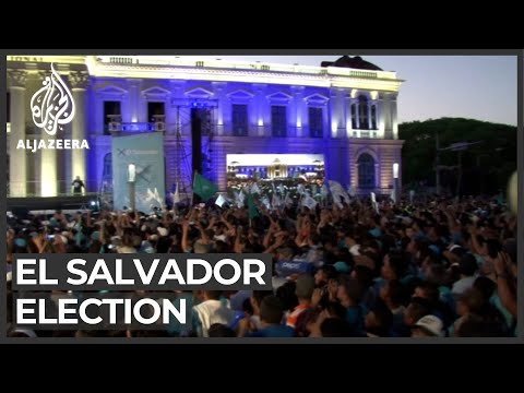 El Salvador set for pivotal National Assembly election