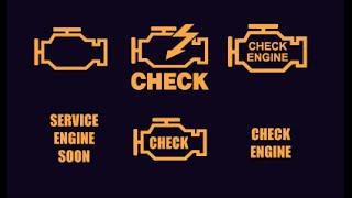 الحلقة الثالثه : Check Engine لمبة المكينه