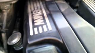 Vanos N42. Дизельный звук.