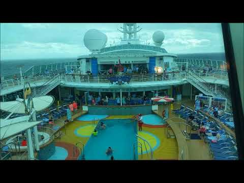 Scenic Scenes from Royal Caribbean -Brilliance of the Seas (2 of 3) Jan/2/2018