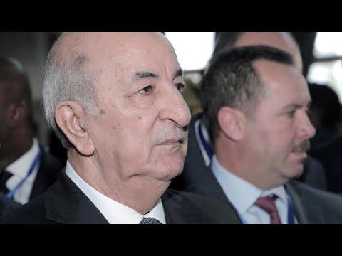 فيروس كورونا.. الرئيس الجزائري يعلن حظر التجمعات والمسيرات وغلق المساجد
