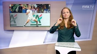 Matchday 13 - France 2019 - International Sign Language for the deaf and hard of hearing