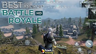 5 Game Battle Royale Terbaik di Android 2020 Grafik HD Selain PUBG Mobile