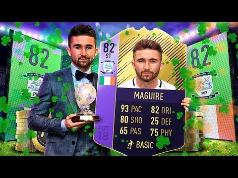 THE RONALDINHO DAB! SUPER SUB POTY MAGUIRE! BEST CHAMPIONSHIP TEAM IN FIFA! FIFA 18 ULTIMATE TEAM