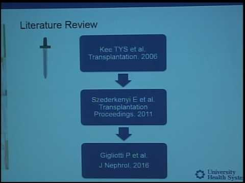 """""""Subclinical Rejection: The Sword of Damocles in Renal Transplantation"""""""