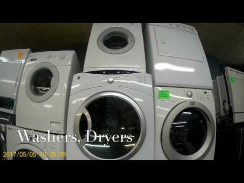 Used appliance repair stores near me