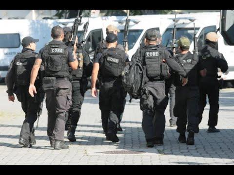 CORE - Coordenadoria de Recursos Especiais - Policia Civil RJ - Police Brazil