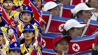Meet Kim Jong-un's 'army of beauties' - North Korea's cheering squad