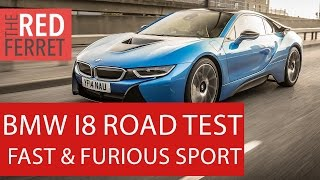 BMW i8 2014 Test Drive-why can't all cars be such fun to drive?  [Test Review]