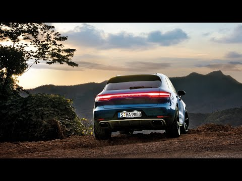 The new Porsche Macan - Not ordinary. But thrilling.