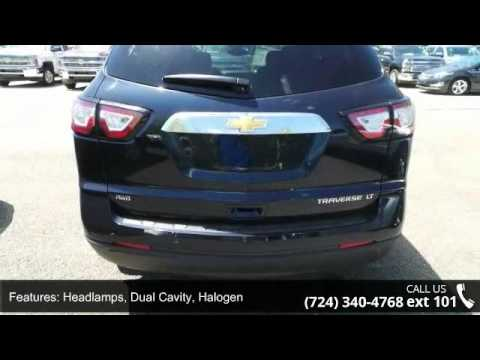 2015 Chevrolet Traverse Lt Baierl Chevrolet Wexford